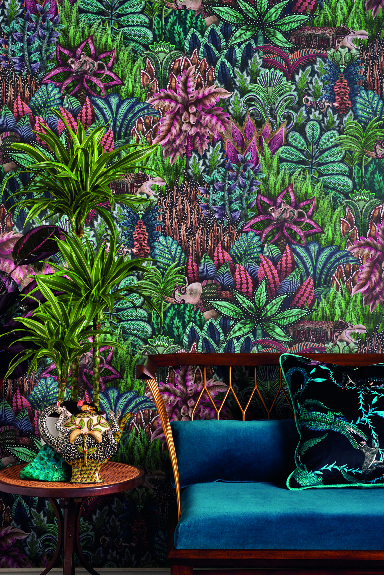 Cole and Son Ardmore Collection Wallpapers