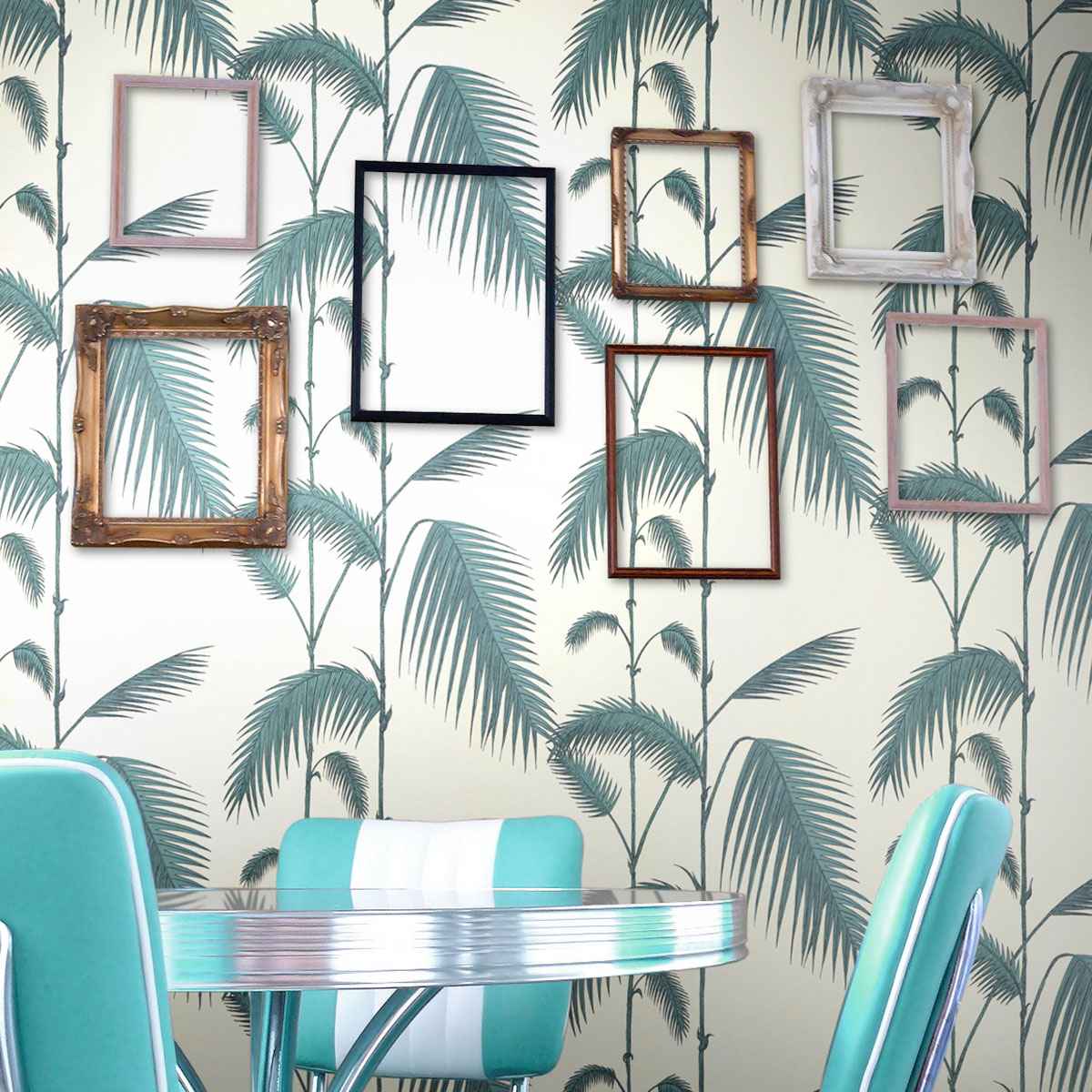 Palms by Cole & Son | Distributed in New Zealand by Icon Textiles