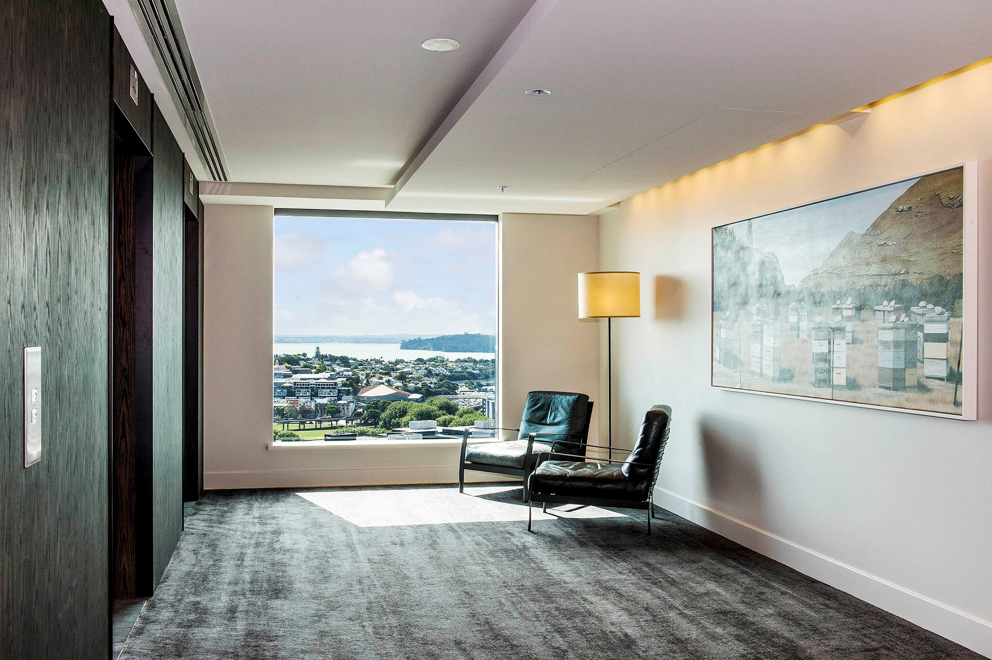 Irvine flooring to skycity and beyond designmade for Sky design hotel