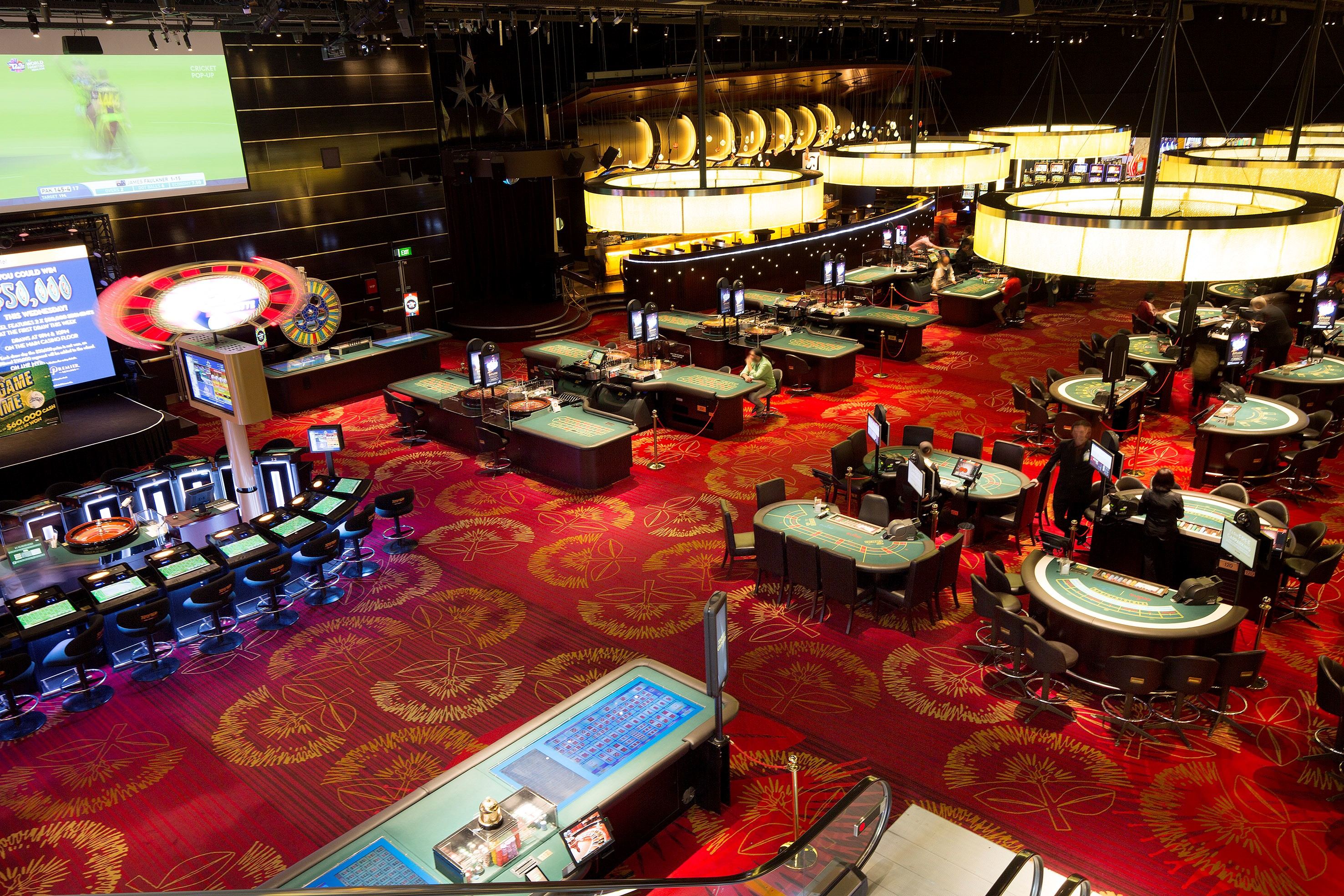 Irvine Flooring and Sky City Hotel and Casino
