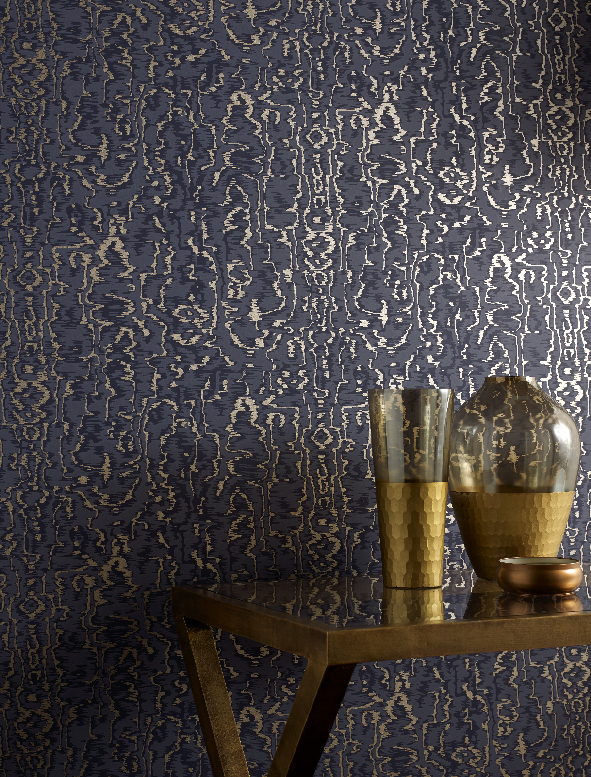 1838 Wallcoverings Avington Malcolm Fabrics Interior Design New Zealand Wallpaper