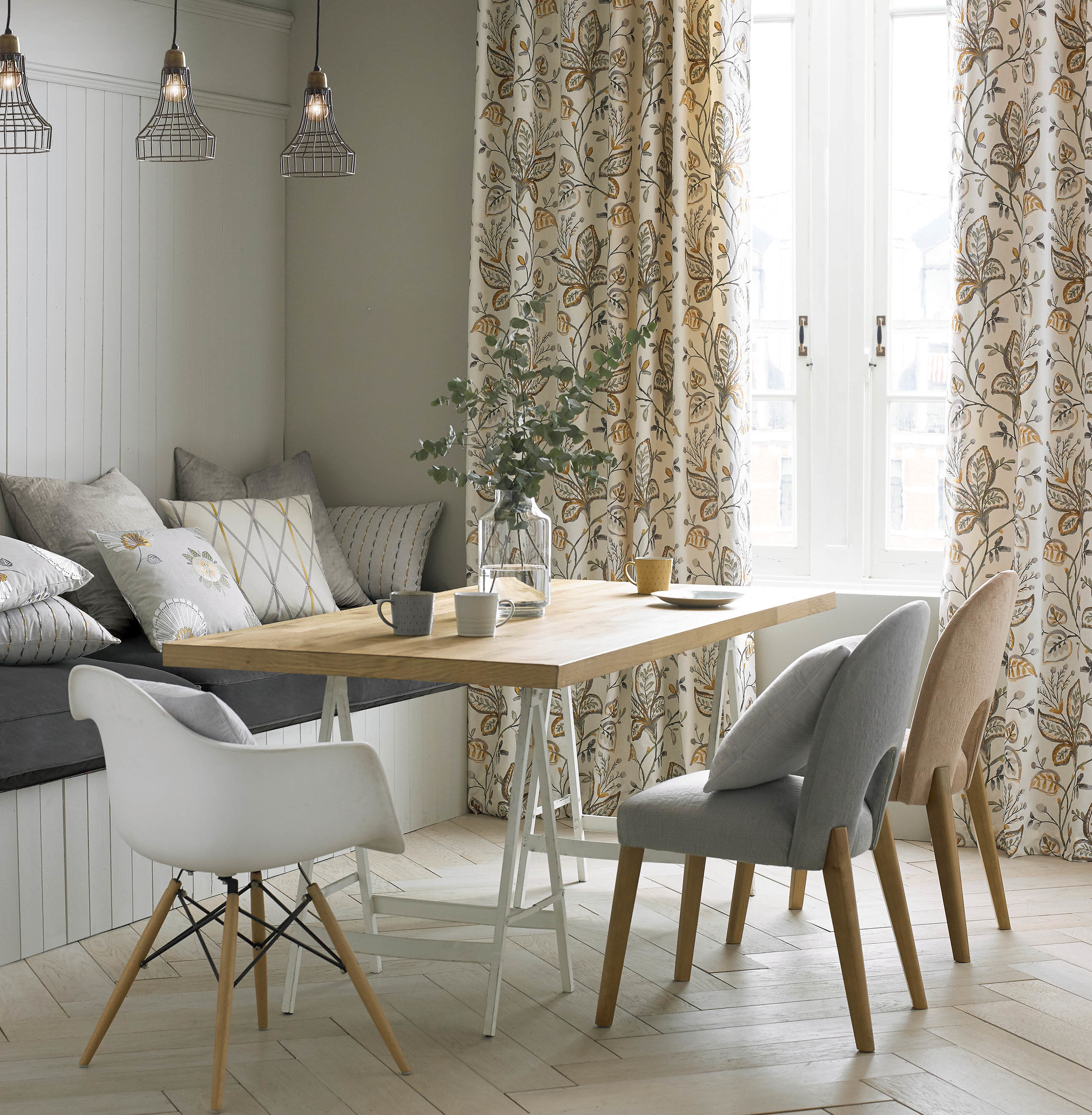 Malmo KAI Fabrics Ashley Wilde Charles Parsons Curtains Upholstery cushions interior design