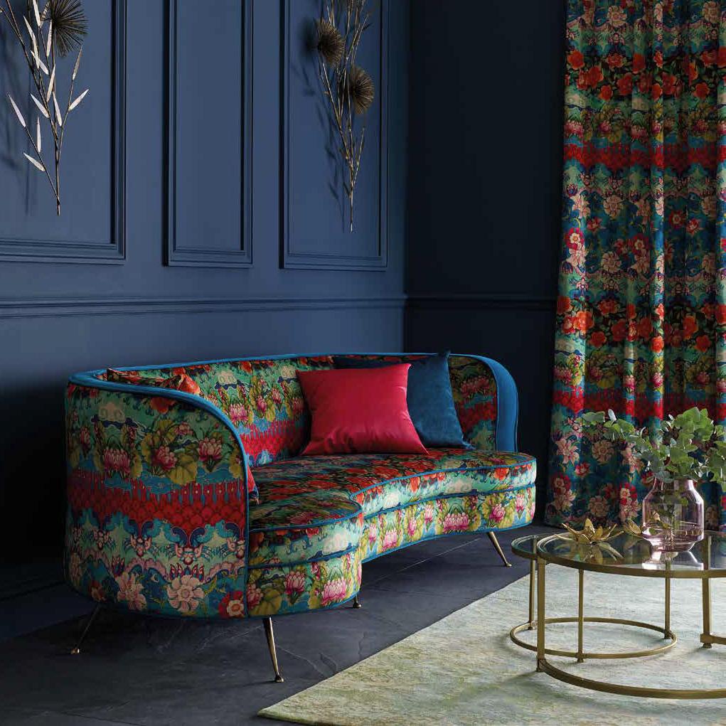 Osborne & Little: New 2018 collections - Designmade Interior Design ...